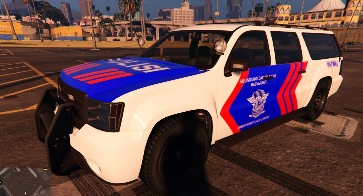 Mobil Polisi Indonesia (Indonesian Police Vehicle ...