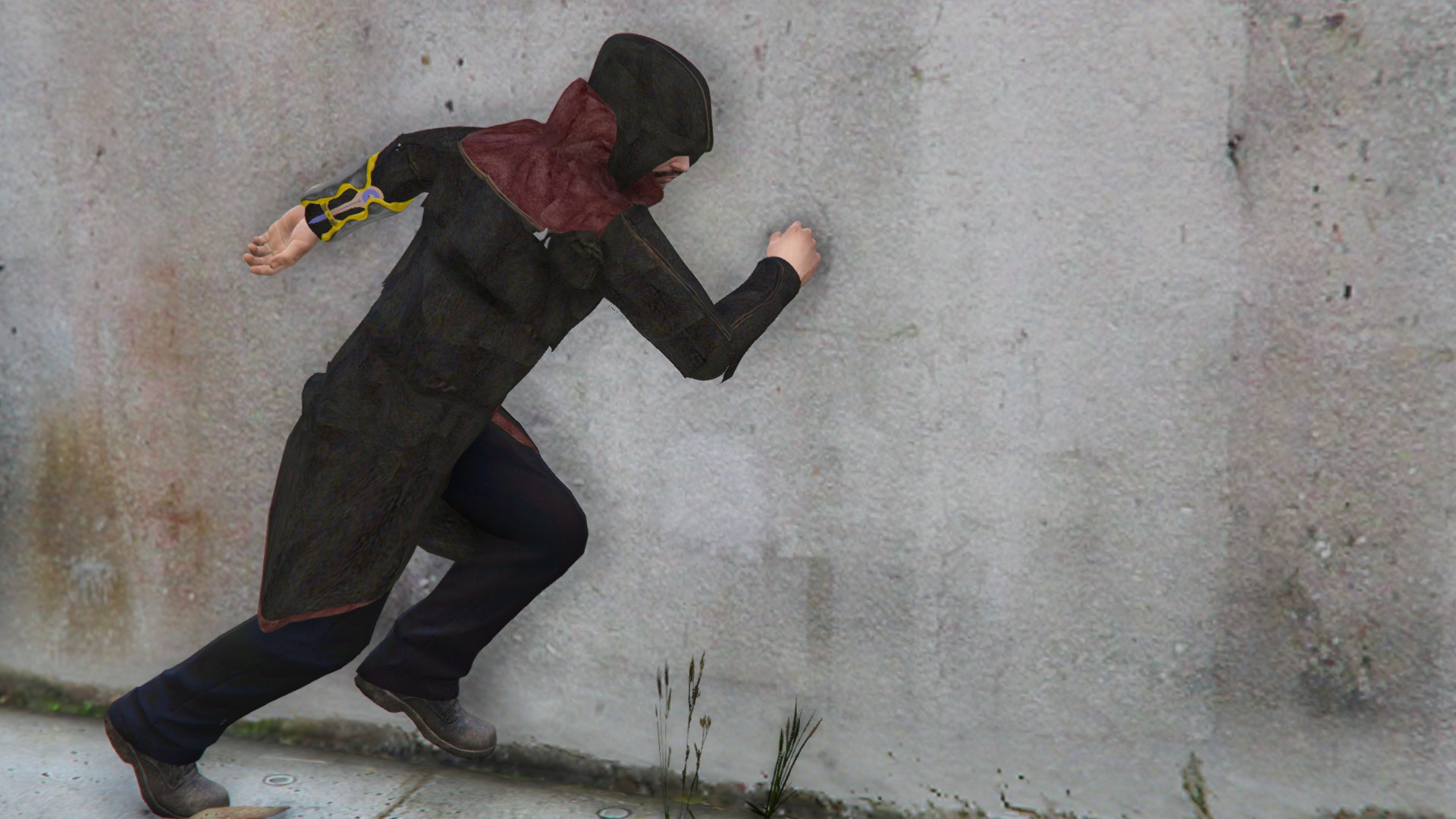 Modern Assassin Outfit (Old-Fashioned look) - GTA5-Mods.com