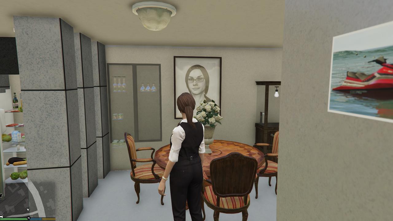 Modern House Update Gta5