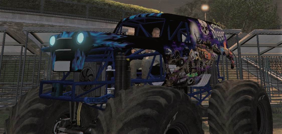 Monster Jam Mega Pack [Add-On] - GTA5-Mods com
