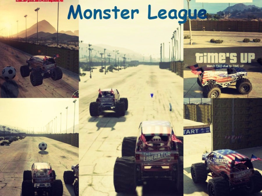 Rocket League / Monster League - GTA5-Mods com