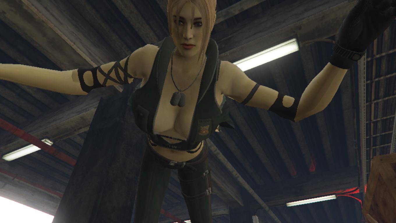 MORTAL KOMBAT-Sonya Blade - GTA5-Mods com