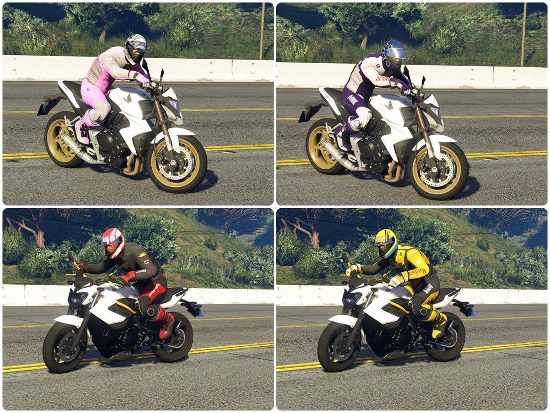 Motorcycle Clothing Pack [Menyoo] - GTA5-Mods.com