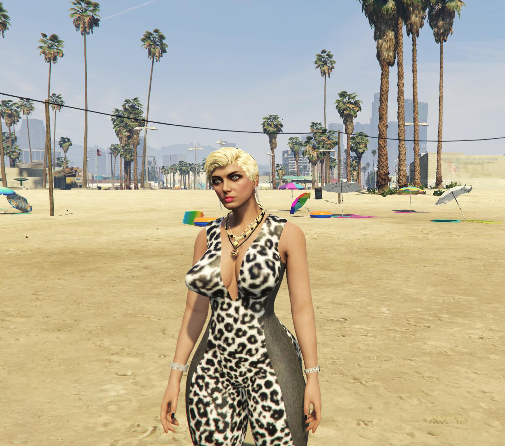 Mp female - New full body 1.0 - GTA 5 Mod | Grand Theft