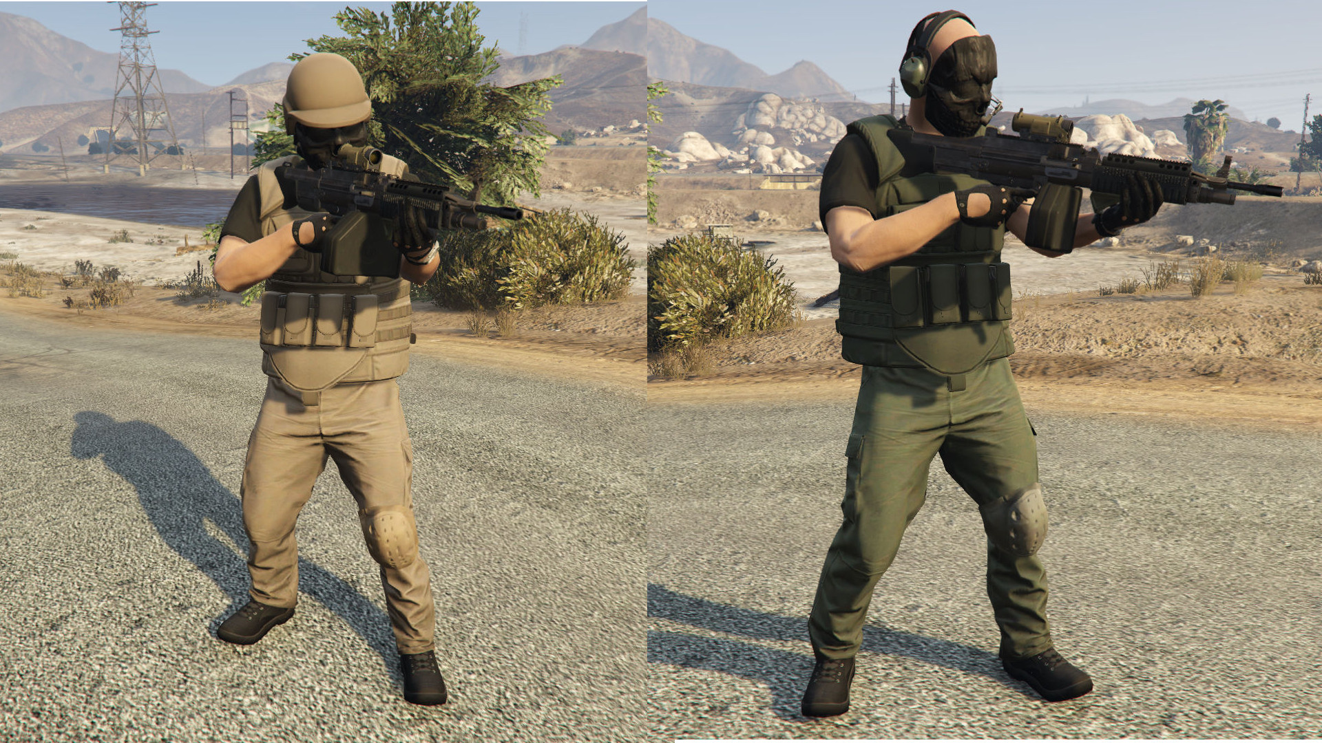brave gta online male outfits 16