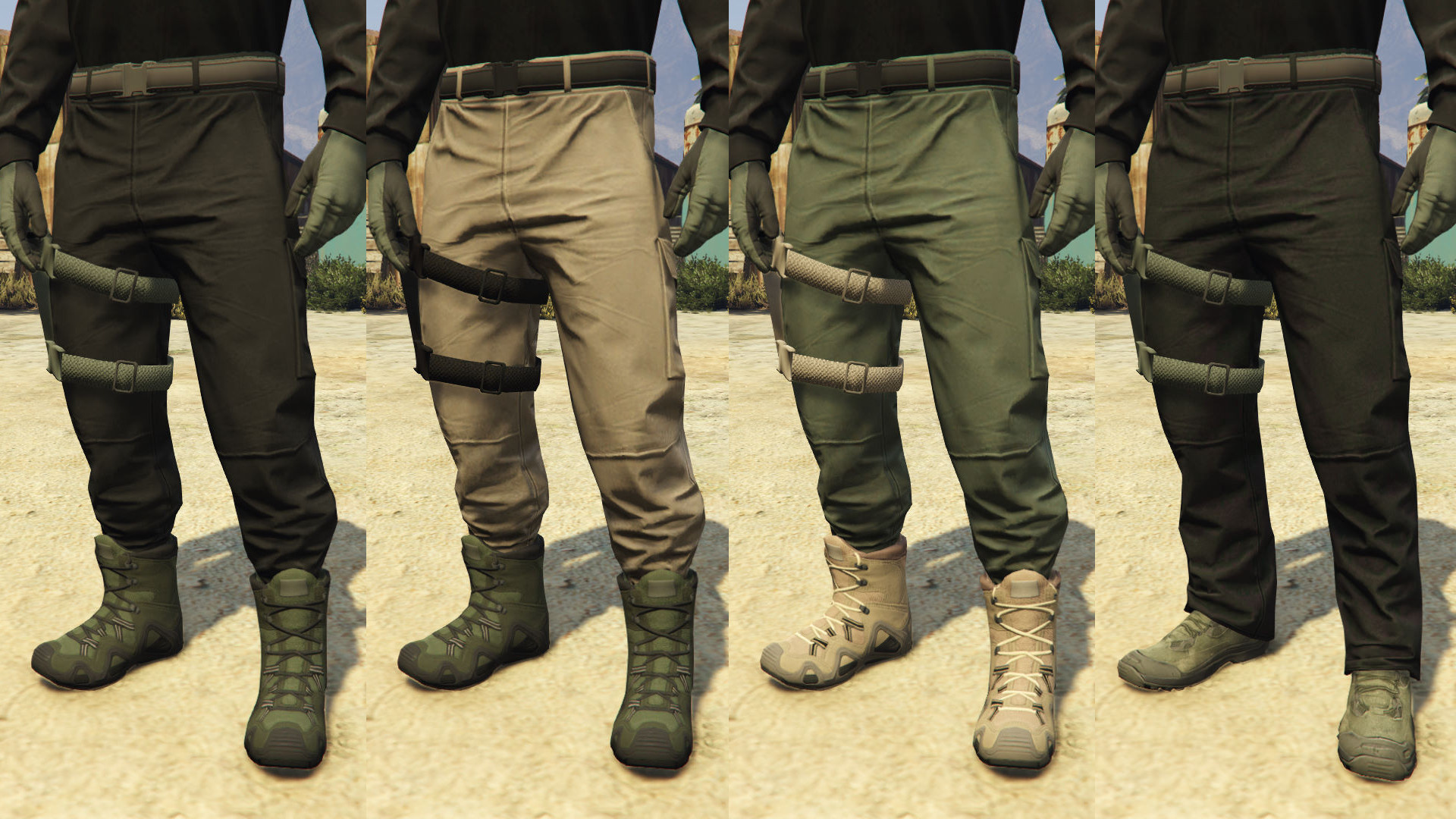 gorgeous gta online male outfits 12