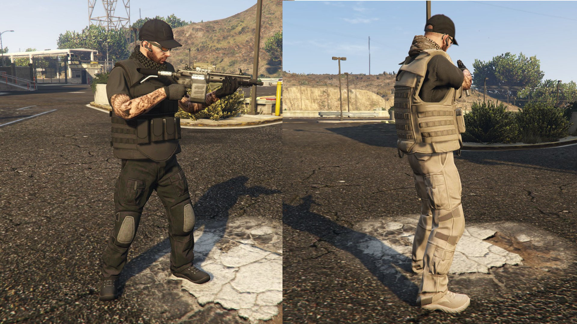 excellent gta online male outfits 8
