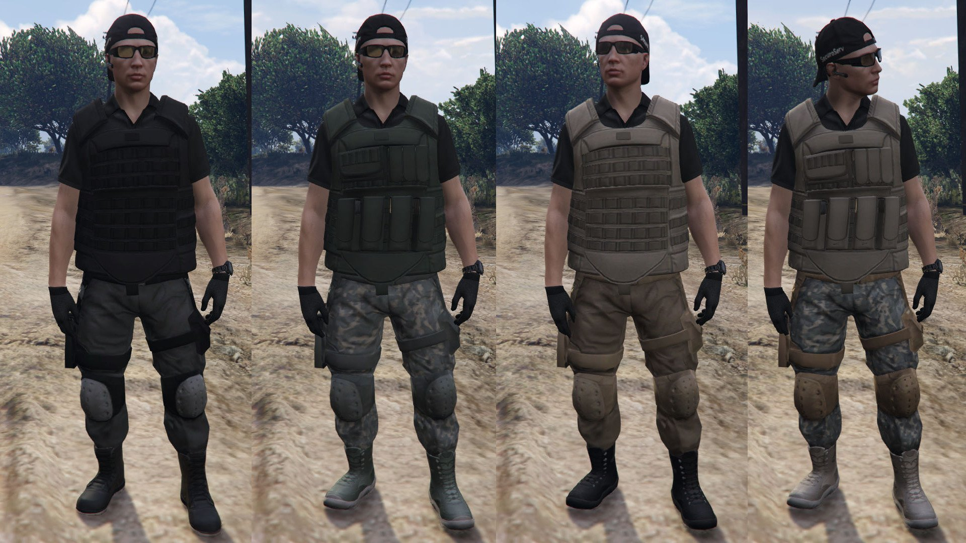 marvelous gta online male outfits 13
