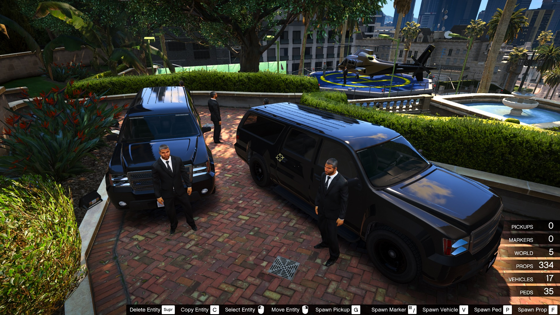 how to become vip gta v