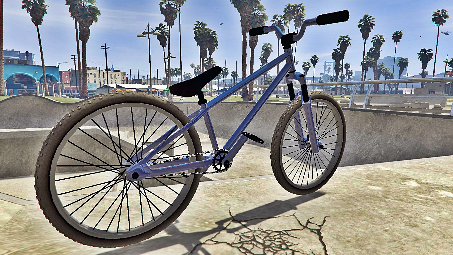 Mtb Street Vtt Dirt Add On Replace Gta5 Modscom