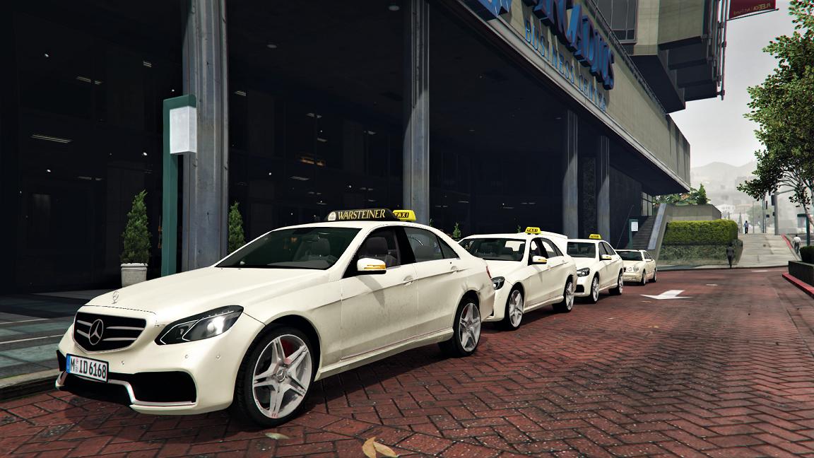 German Taxi Pack Replace Gta5 Mods Com
