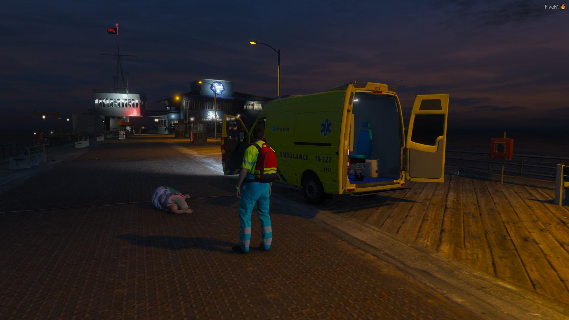 Ambulance job fivem