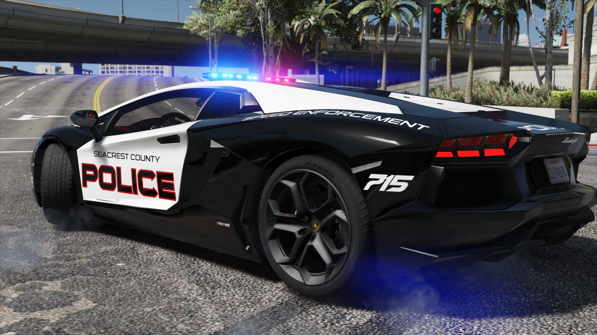 lamborghini aventador hot pursuit police add on replace template gt. Black Bedroom Furniture Sets. Home Design Ideas