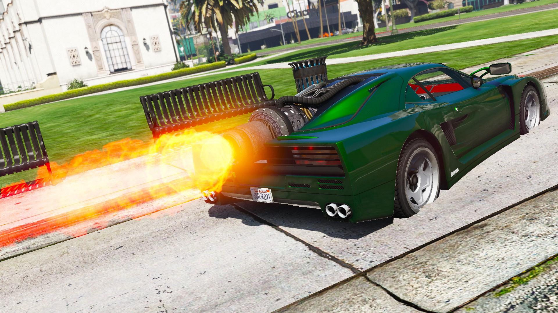 Custom Rocket Cars [Menyoo] - GTA5-Mods com