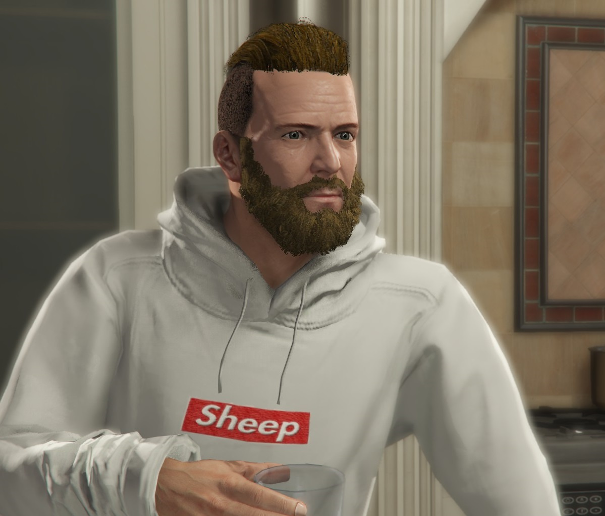 New beard for michael - GTA5-Mods.com