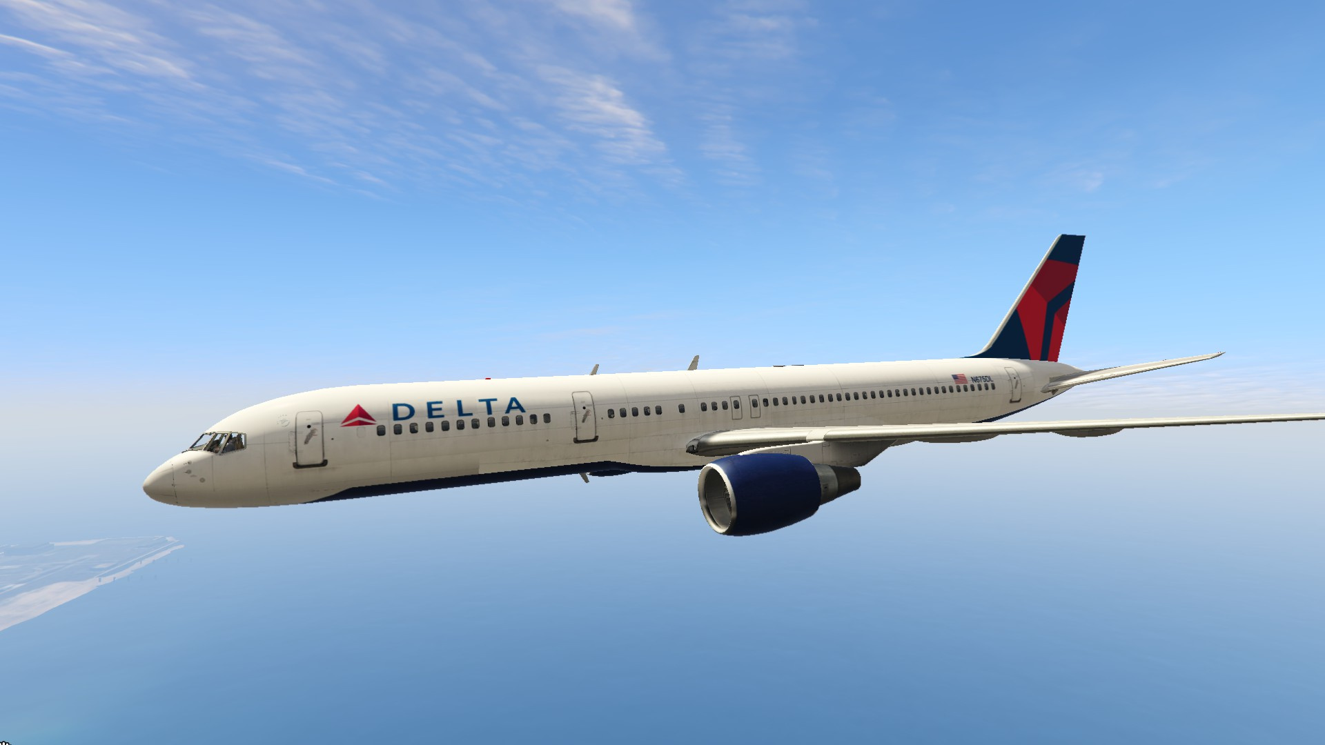 New Boeing 757 200 Airlines Textures Pack Gta5 Mods Com