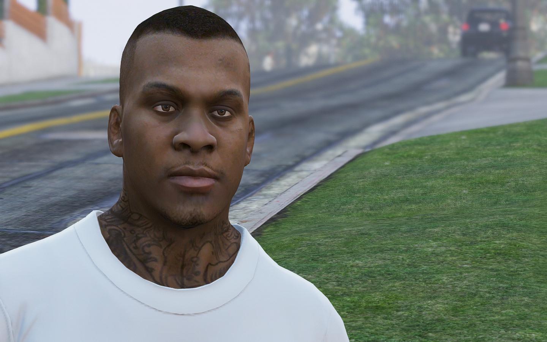 New Franklin - GTA5-Mods.com