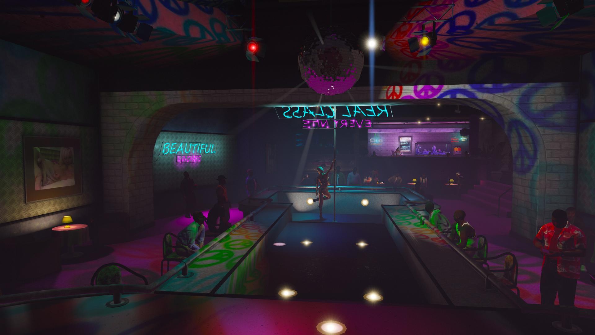 """New German Stripclub - """"Wuschig! Unicorn"""" [OIV] - GTA5 ..."""