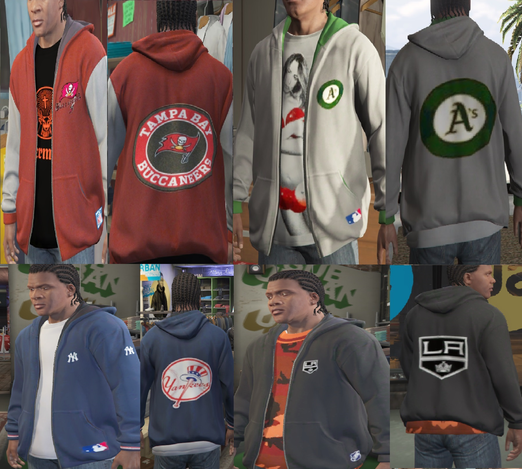 New Hoodies for Franklin - GTA5-Mods.com
