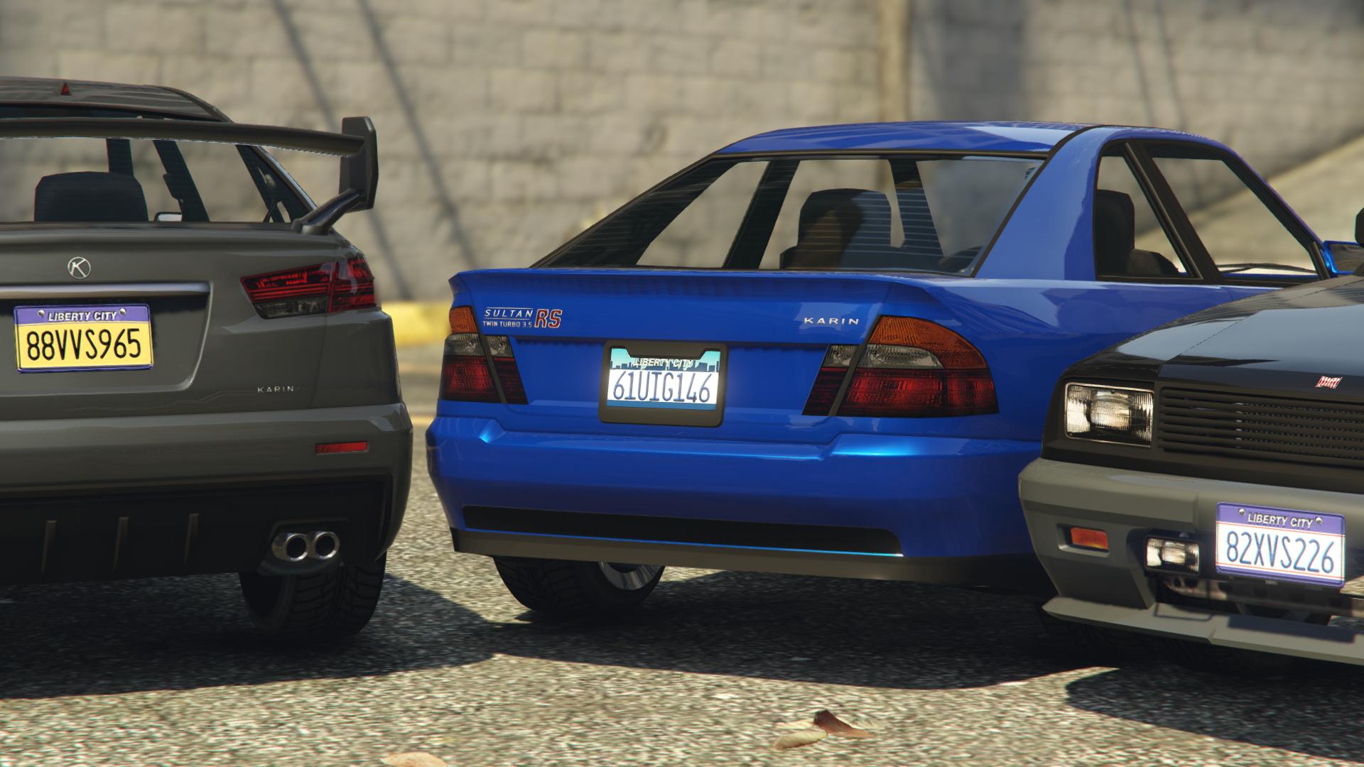 New License Plates Add On Gta5 Mods Com Images, Photos, Reviews