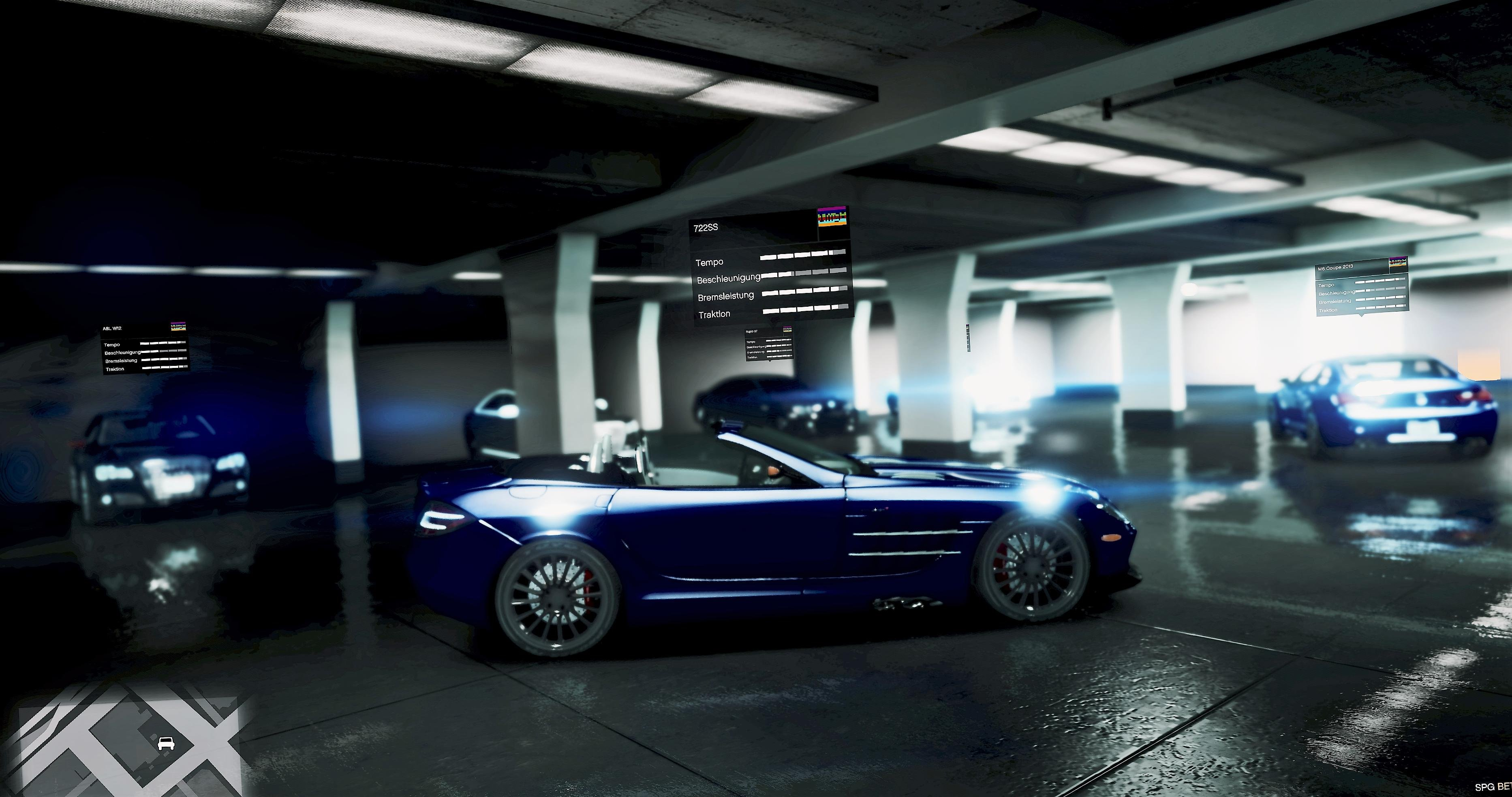 Luxury Garage Spg For 240 Cars Playboy Mansion Gta5 Modscom
