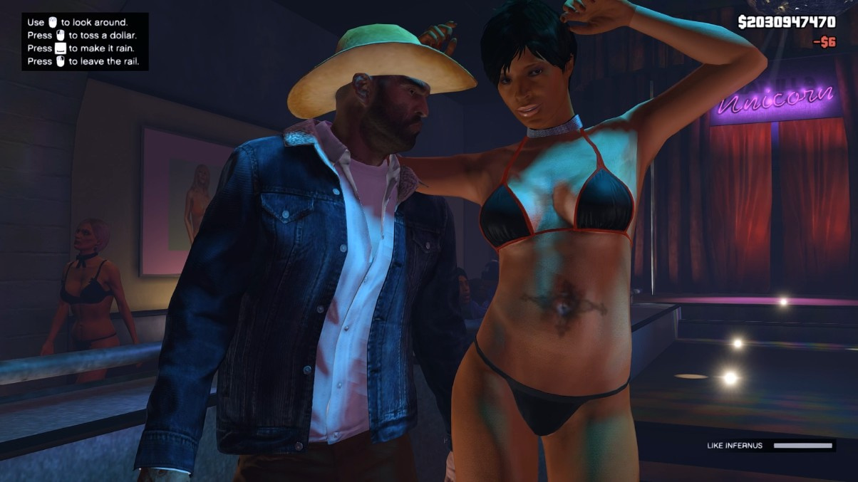 Gta 5 stripclubs