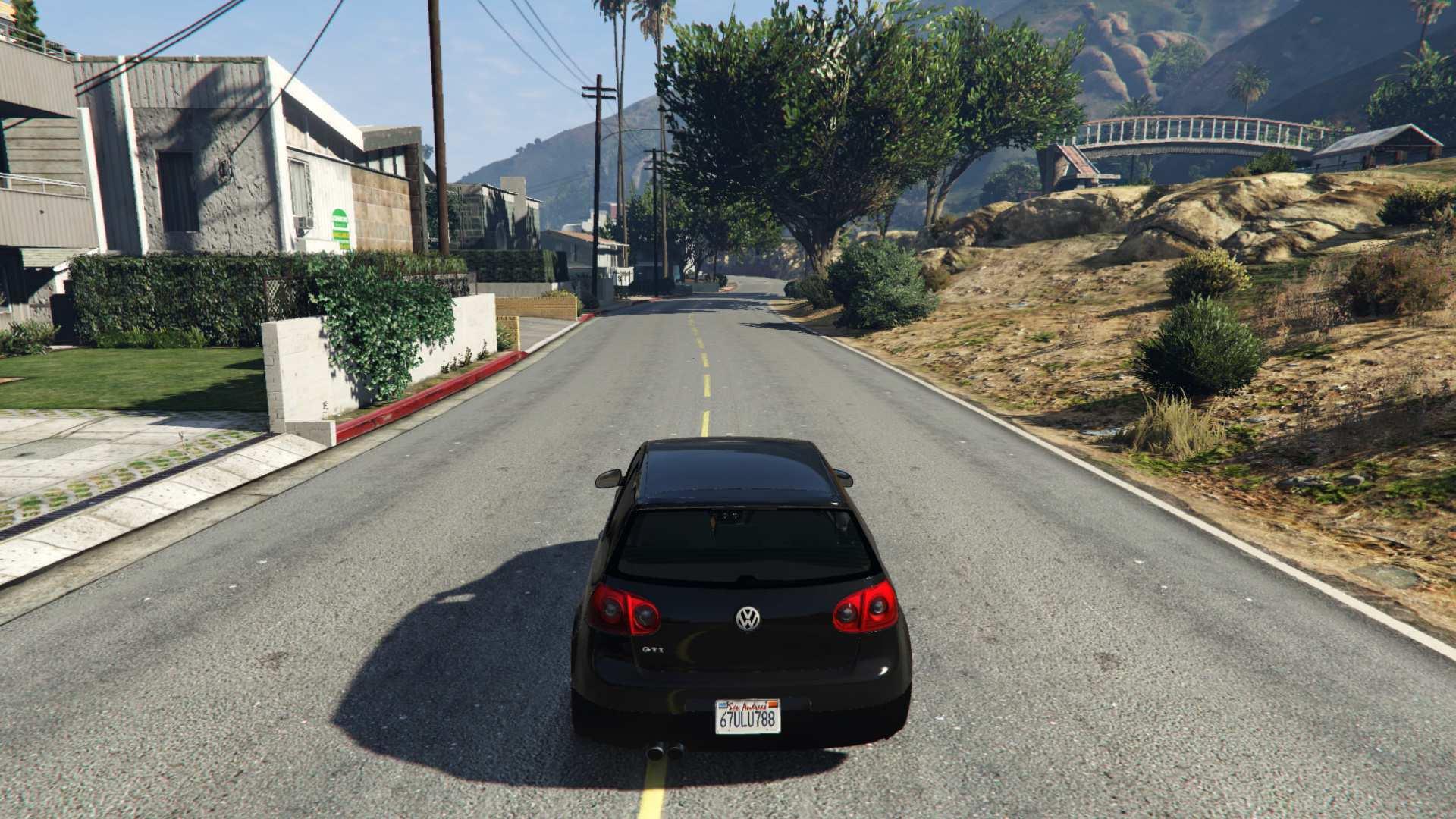 New Roads, Grass, and Pavement [HD] - GTA5-Mods com