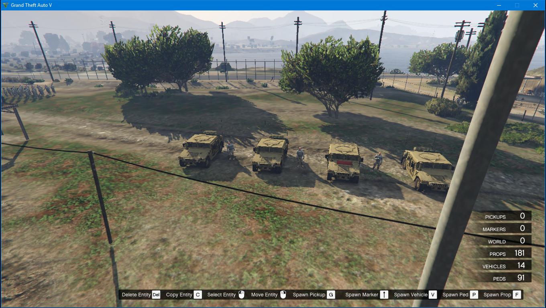 8a2de7 screenshot 14 New Small Army Base