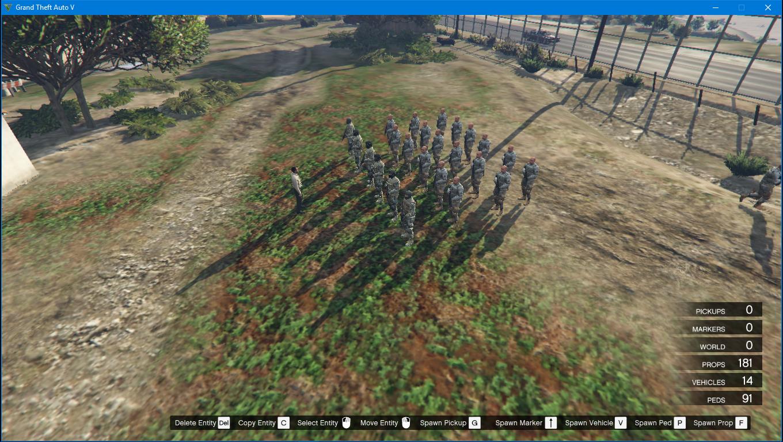8a2de7 screenshot 15 New Small Army Base