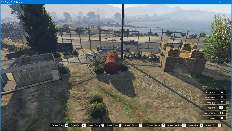 8a2de7 screenshot 8 New Small Army Base
