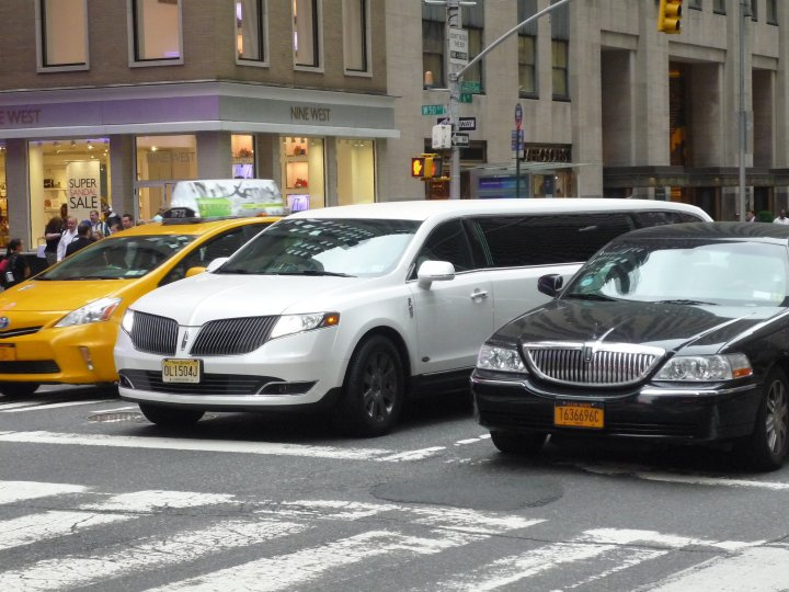 New York City Car Number Plate