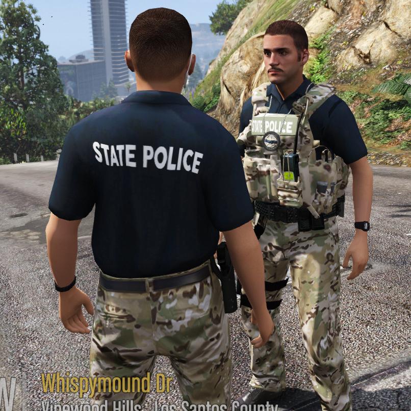 New York State Police model - GTA5-Mods.com