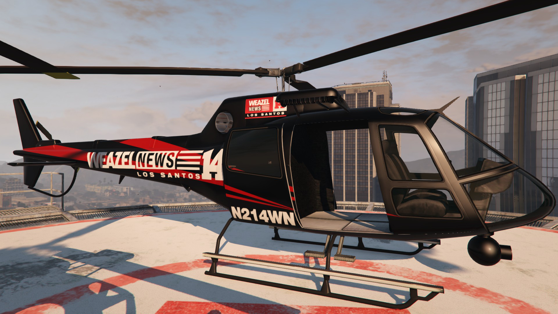 news chopper skins lore friendly gta5. Black Bedroom Furniture Sets. Home Design Ideas