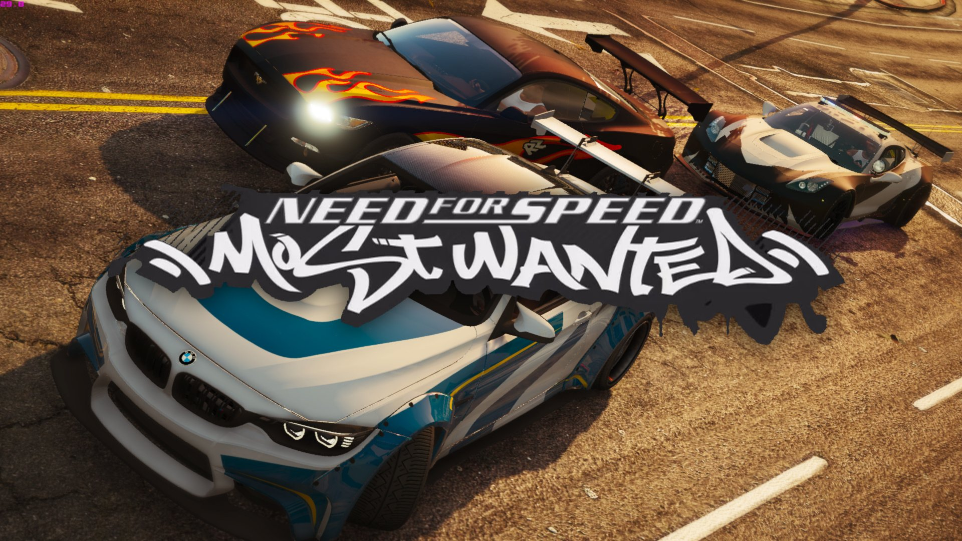 Nfs Most Wanted Livery Pack Gta5 Modscom