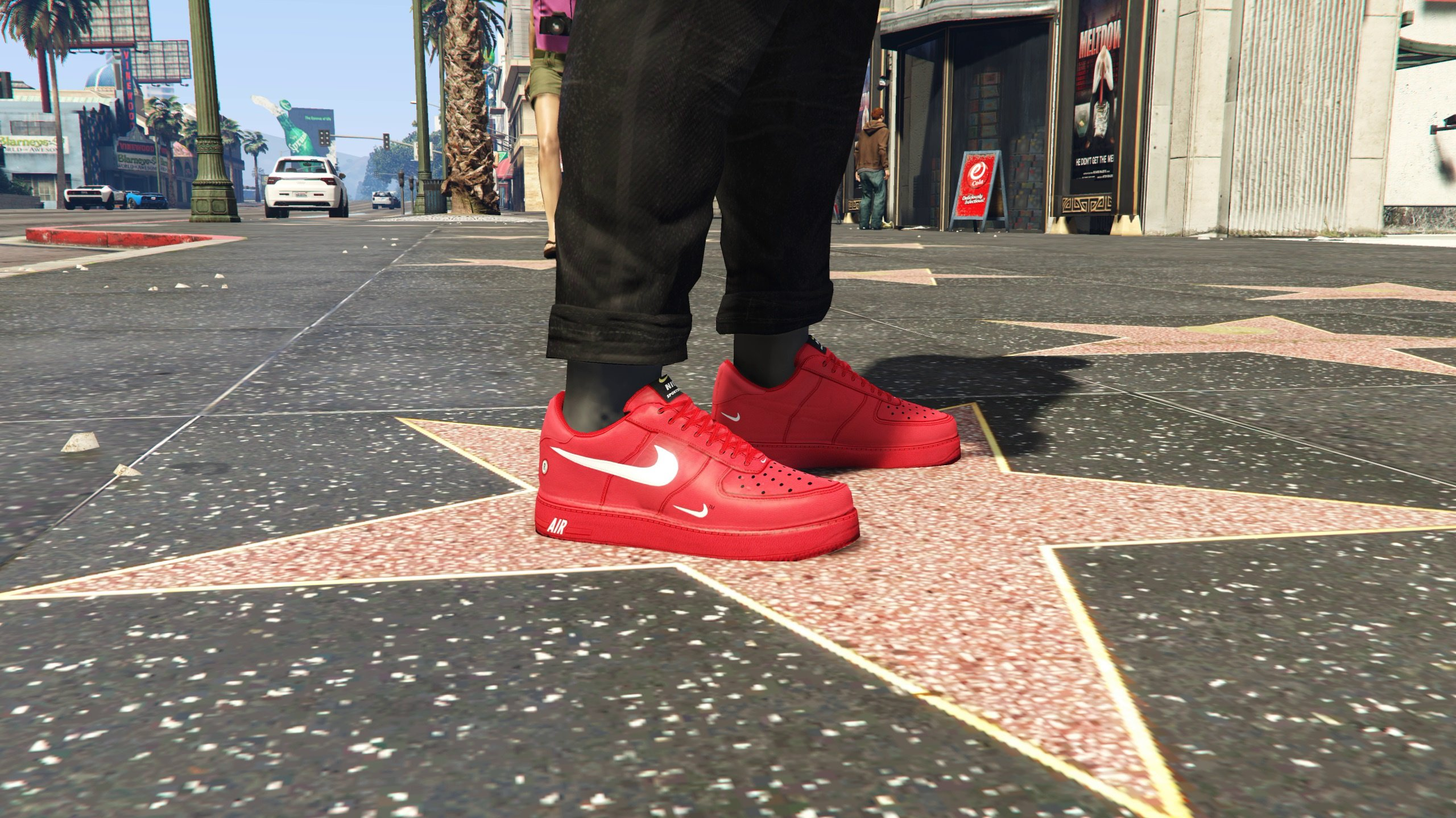 Nike air force 1 07 mid lv8 utility pack red gallerygfc rosso sportivo