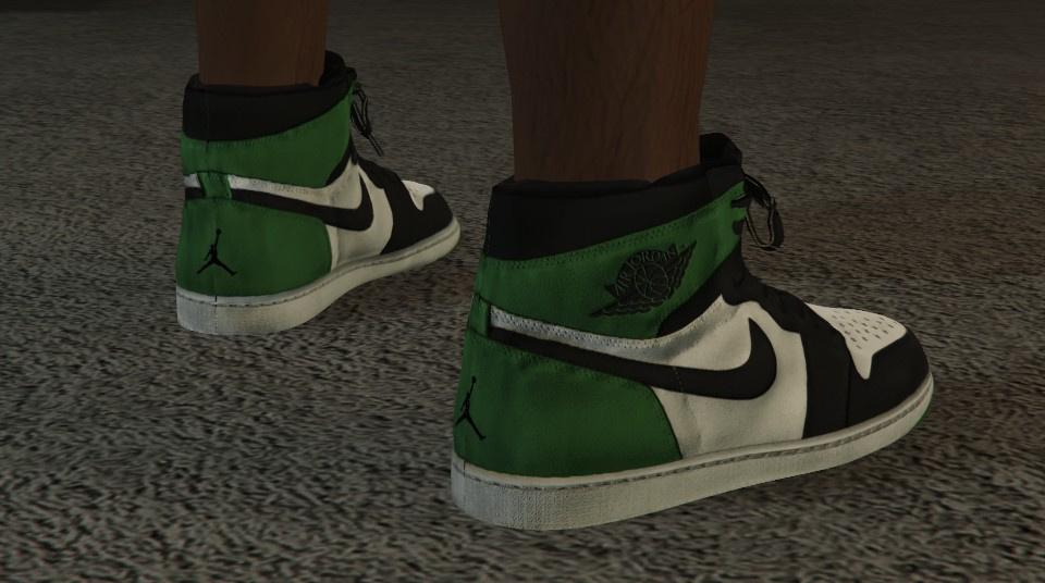 Nike Air Jordan 1 Recolors - GTA5-Mods.com