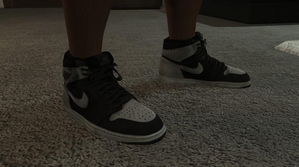 5069b6f3fc8f57 Nike Air Jordan 1 Recolors - GTA5-Mods.com