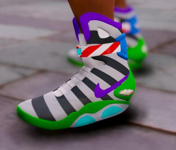 Nike air mag Buzz Lightyear - GTA5-Mods.com