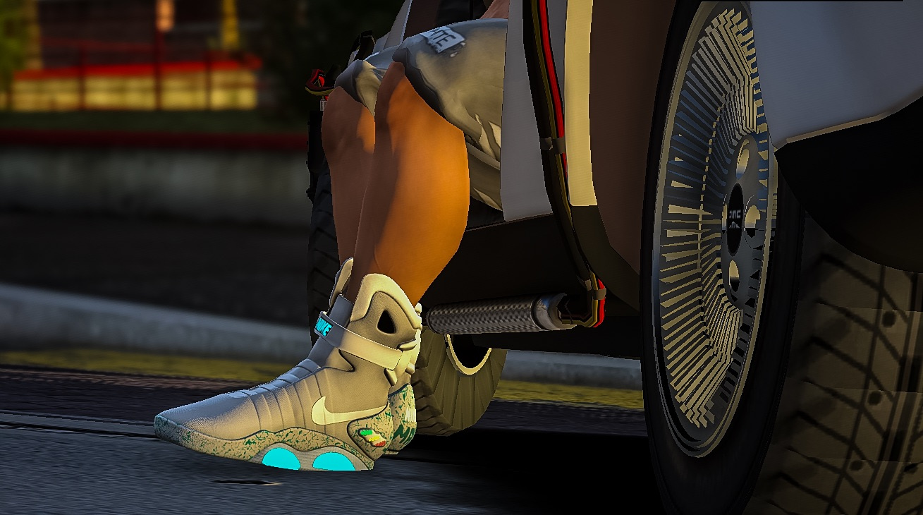 Nike Air Mags 2011 - GTA5-Mods.com f2e0532454