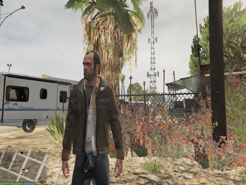 Niko Bellic\u0027s Outfit for Trevor , GTA5,Mods.com