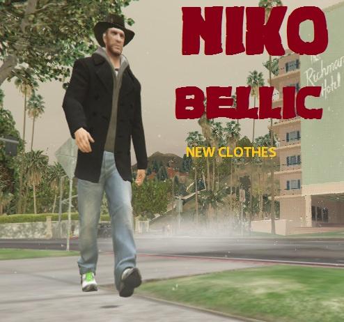 New Clothes For Niko Gta5 Mods Com