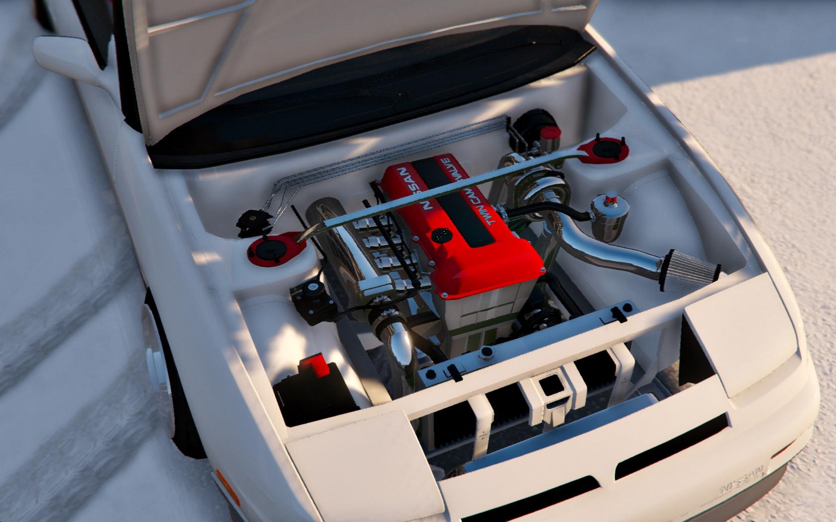 Pop Up Lights Nissan 180sx Stanced Pop Up Lights Gta5 Modscom