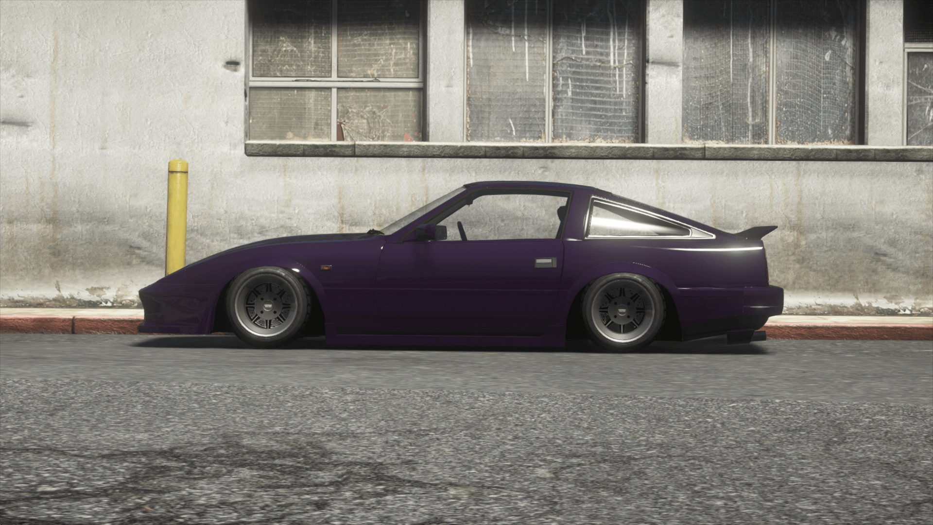 Nissan 300zx Z31 [Add-On|Tuning|Template] - GTA5-Mods com