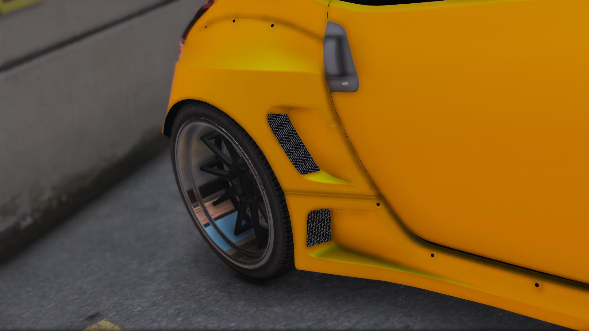 Nissan 370z Quot Pandem Quot Add On Replace Gta5 Mods Com