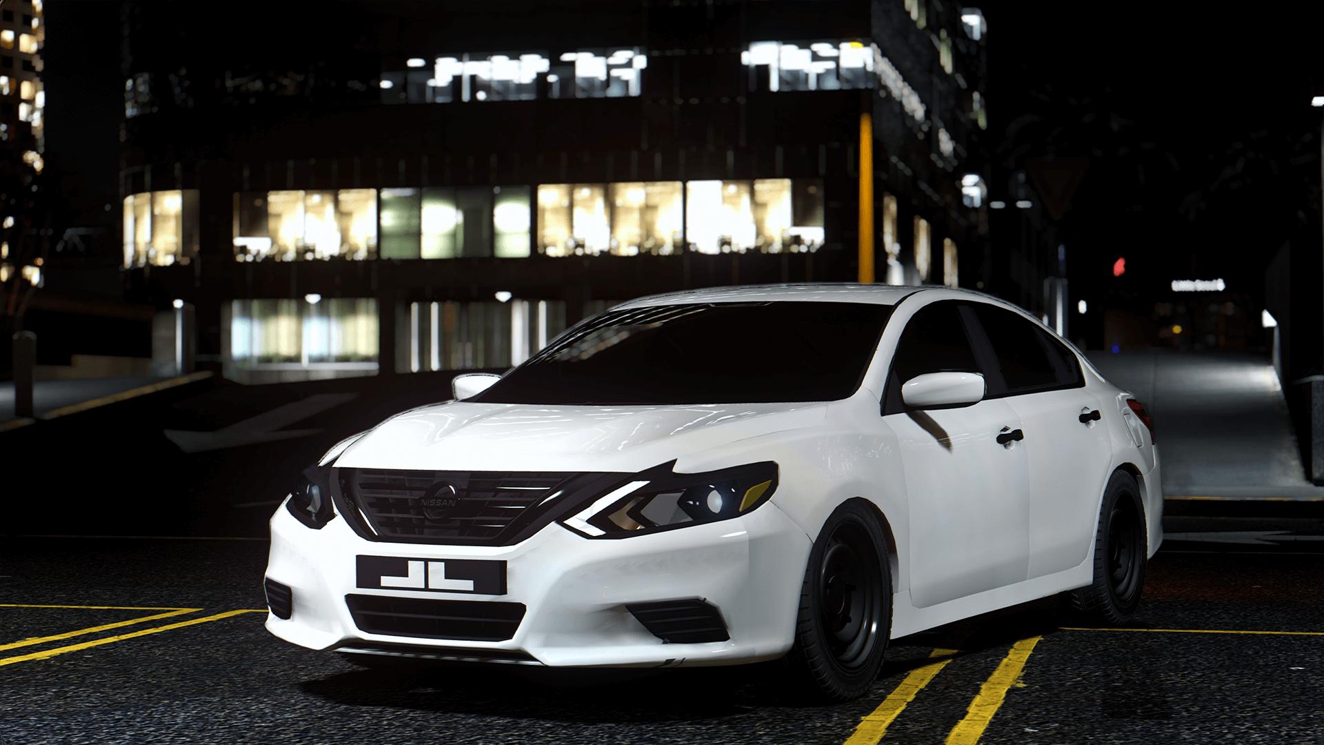 Nissan Altima 2017 Standard [Replace] - GTA5-Mods.com