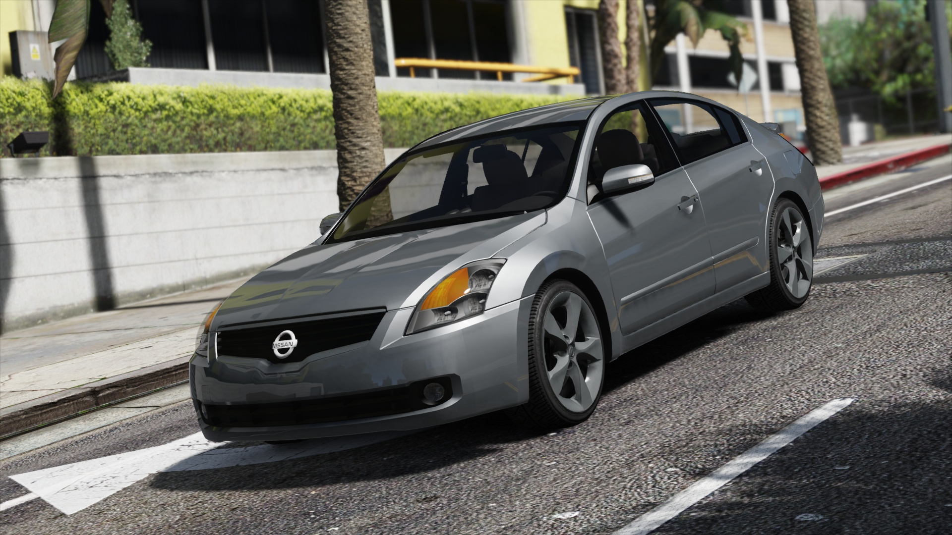 Nissan Altima 3 5se Template on custom nissan maxima