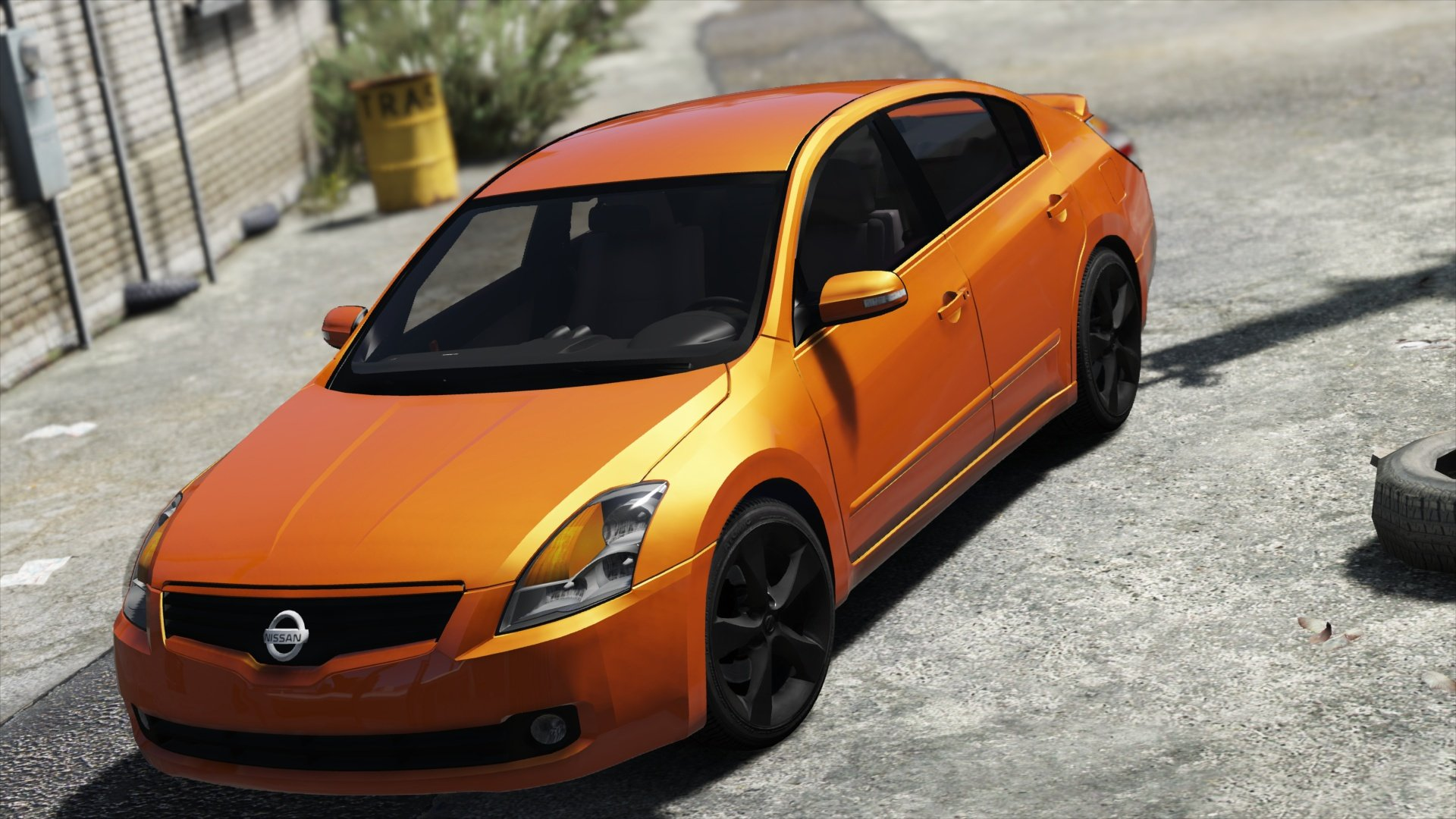 Nissan Altima 3.5SE [Add-On / Replace | Template] - GTA5 ...