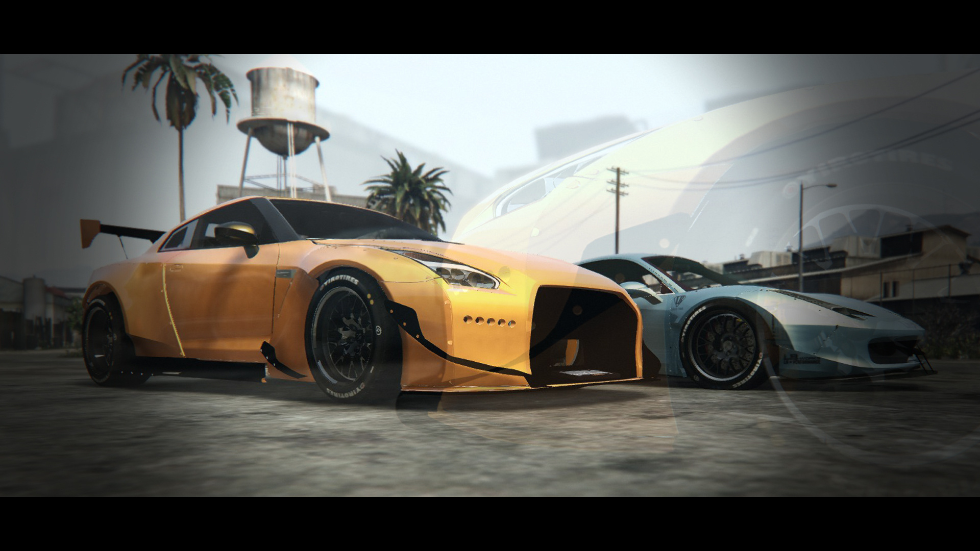 Nissan Gt R R35 Rocket Bunny Add On Replace Gta5