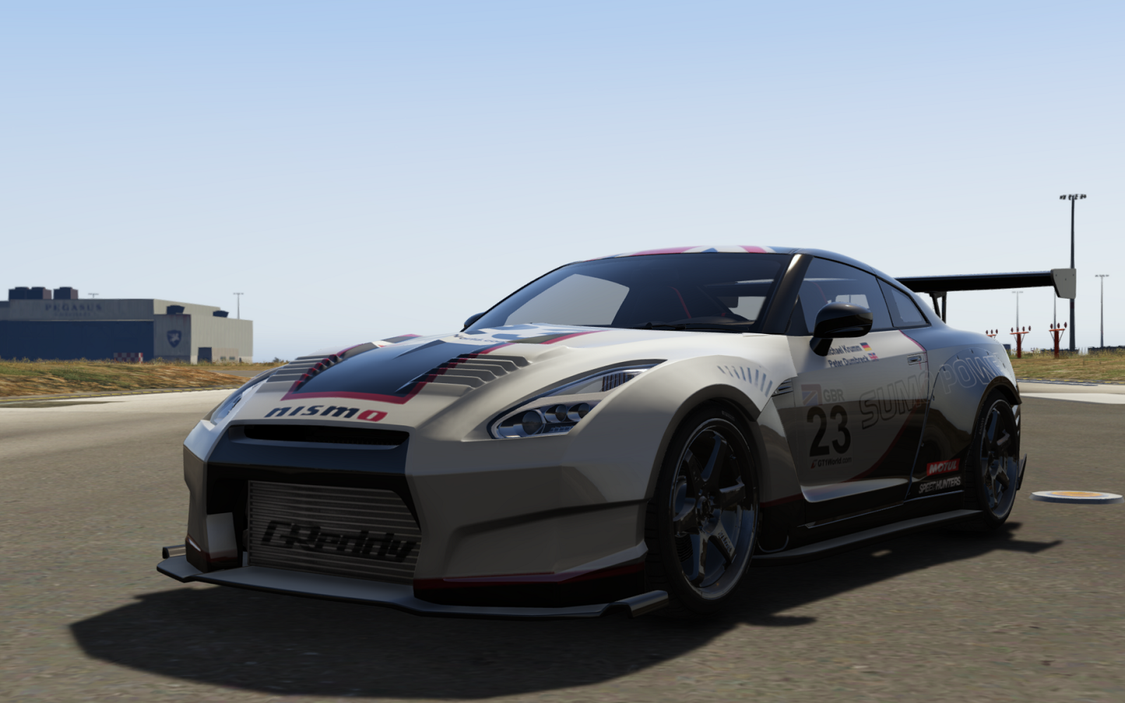 Nissan Gtr 2015 Sumo Power Gta5 Mods Com