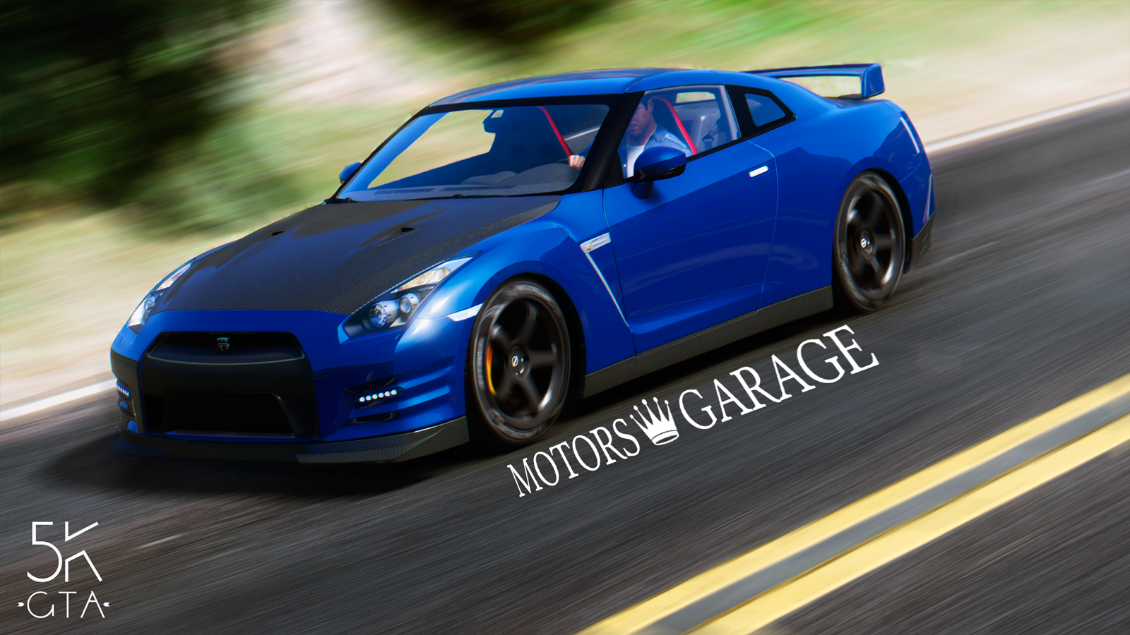 nissan gtr r35 add on replace gta5. Black Bedroom Furniture Sets. Home Design Ideas
